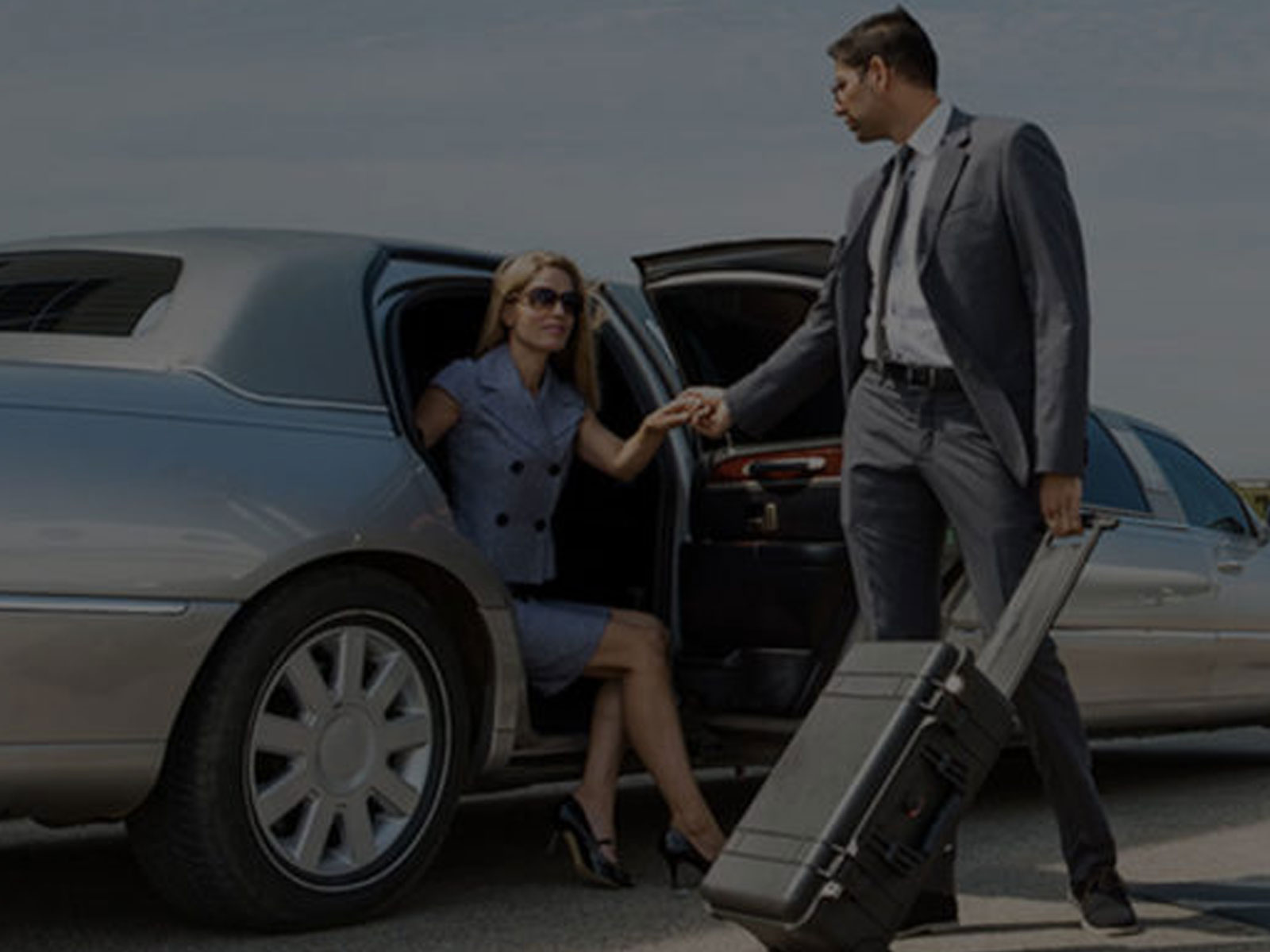 limousine service in barrie ontario black tie executive limo